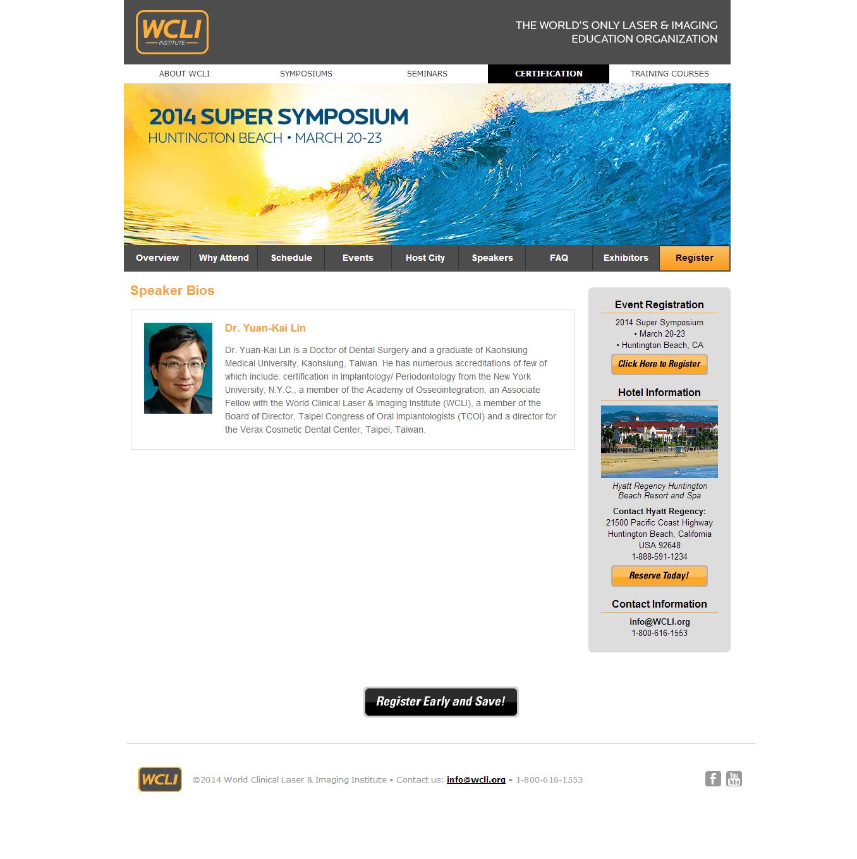 WCLI Speaker Bios 2